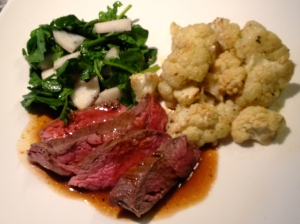 Blue Apron Flank Steak
