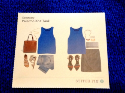 Sanctuary Palermo Knit Tank